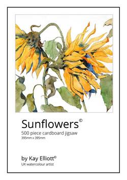 Sunflowers Jigsaw