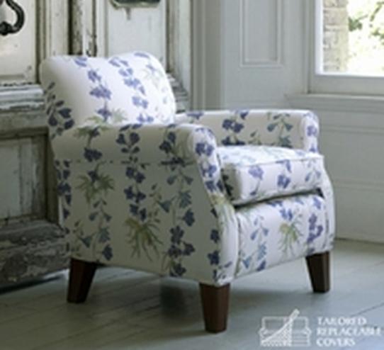 Multi-York chair in Blue Delphinium