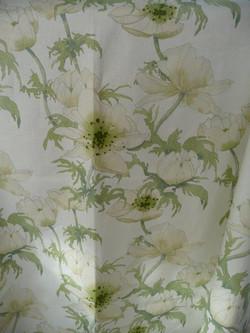 Cream/green Anemone 2