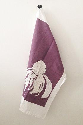 Enhinacea Tea Towel