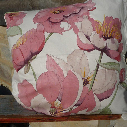 Cushion Peony 13, Paradis Collection