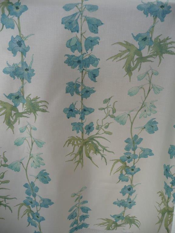 Turquoise Delphinium 2