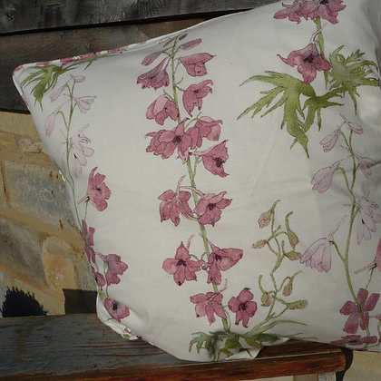 Cushion Delphinium 1, Handpicked Collection