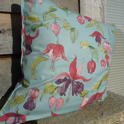 Cushion Fleur Fuchsia 2, In Bloom Collection