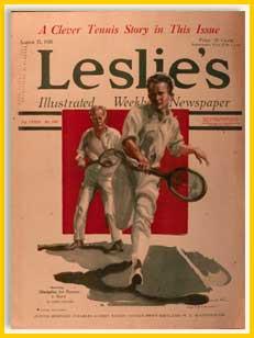 Leslie's Illustrated, 1918