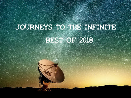 Journeys to the Infinite Best Albums of 2018