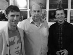 with Adrian Enescu & Alba Ecstasy