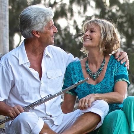 TERRY OLDFIELD & SORAYA SARASWATI: Peaceful Hearts