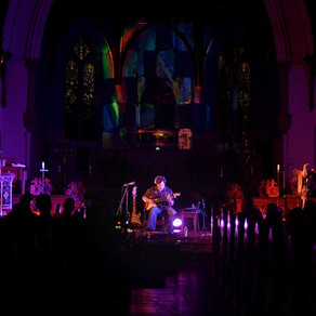 JEFF PEARCE: Lingering Chords and Resonant Spaces