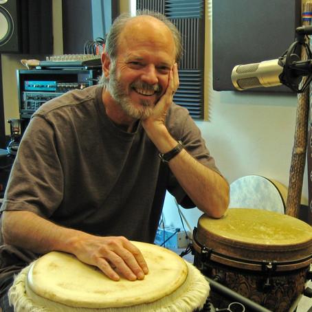 BYRON METCALF: Rhythms of the Shaman's Heart