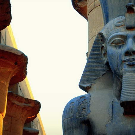 EGYPTOPHONIA: Echoes of Ancient Egypt