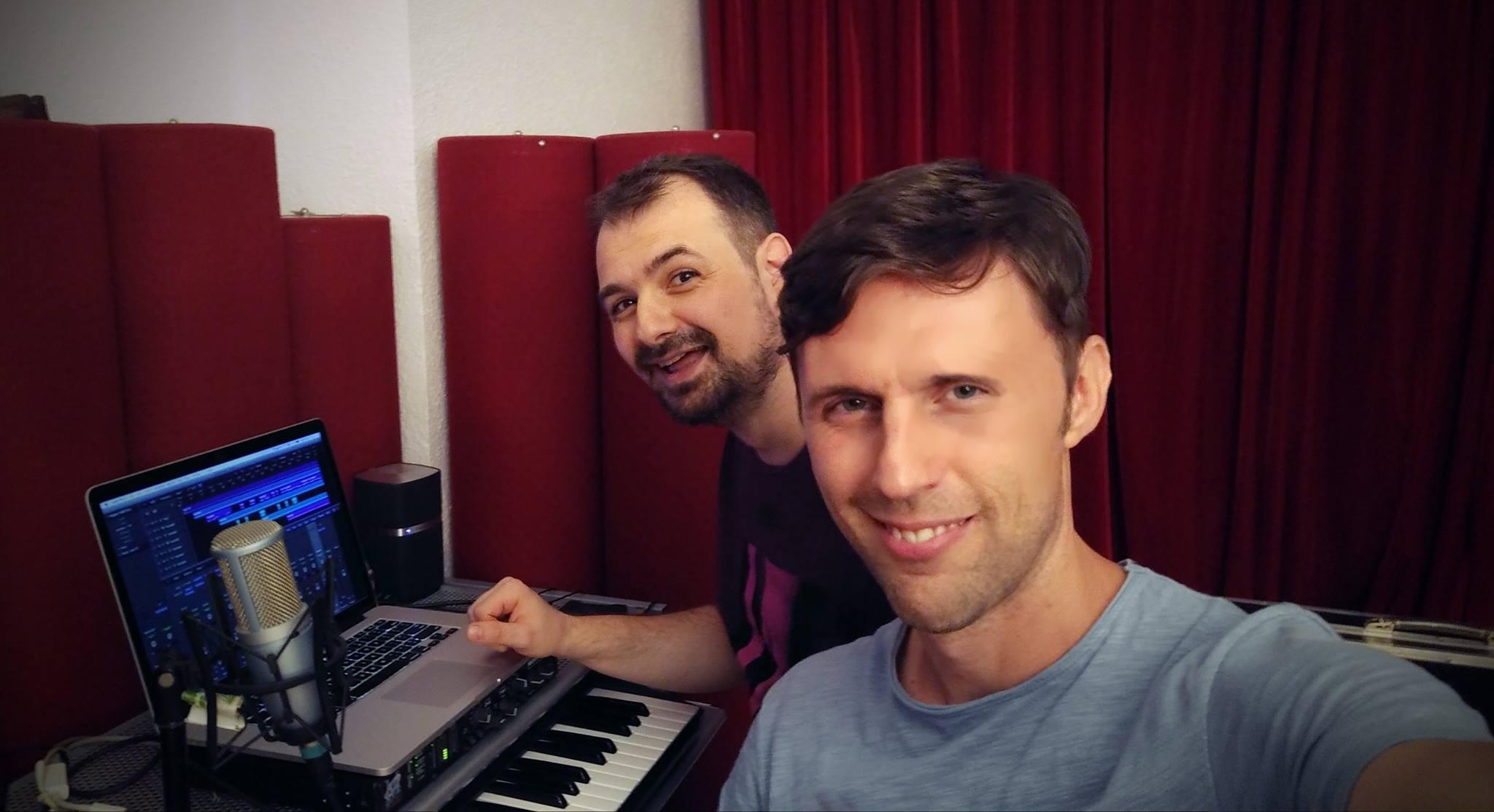 with Cătălin Truță