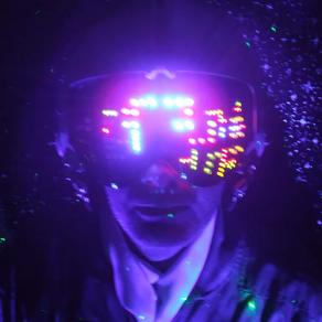 JONN SERRIE: Cruising the Cosmic Vistas