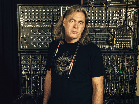 STEVE ROACH: At the Edge of the Ineffable