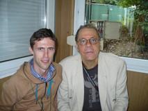 with Klaus Schulze