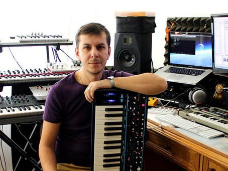 ALBA ECSTASY: Synthesizer love