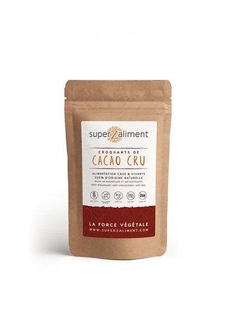 Croquants De Cacao Cru