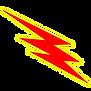 gloop web lightning bolt.png