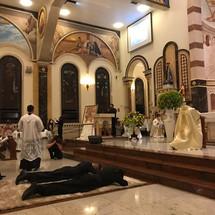 Professione perpetua dei voti religiosi nella Provincia São José