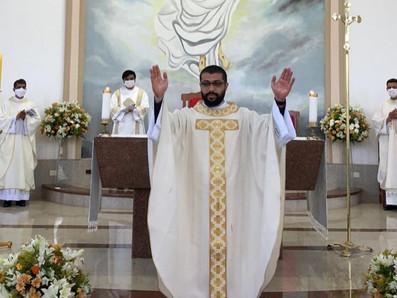 Ordinazione Presbiterale di Chaybom Rufino