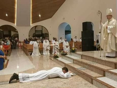 Ordinazione Presbiterale di Rodrigo Antunes