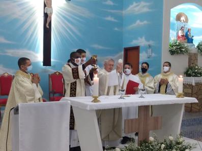 Ordinazione Diaconale di Carlos Henrique Gomes