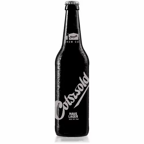 Cotswold Brew Haus Lager 330ml
