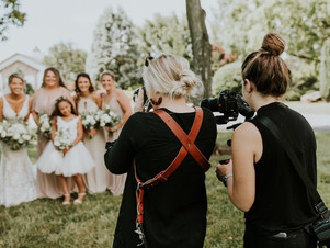 3 Reasons To Book A Wedding Videographer