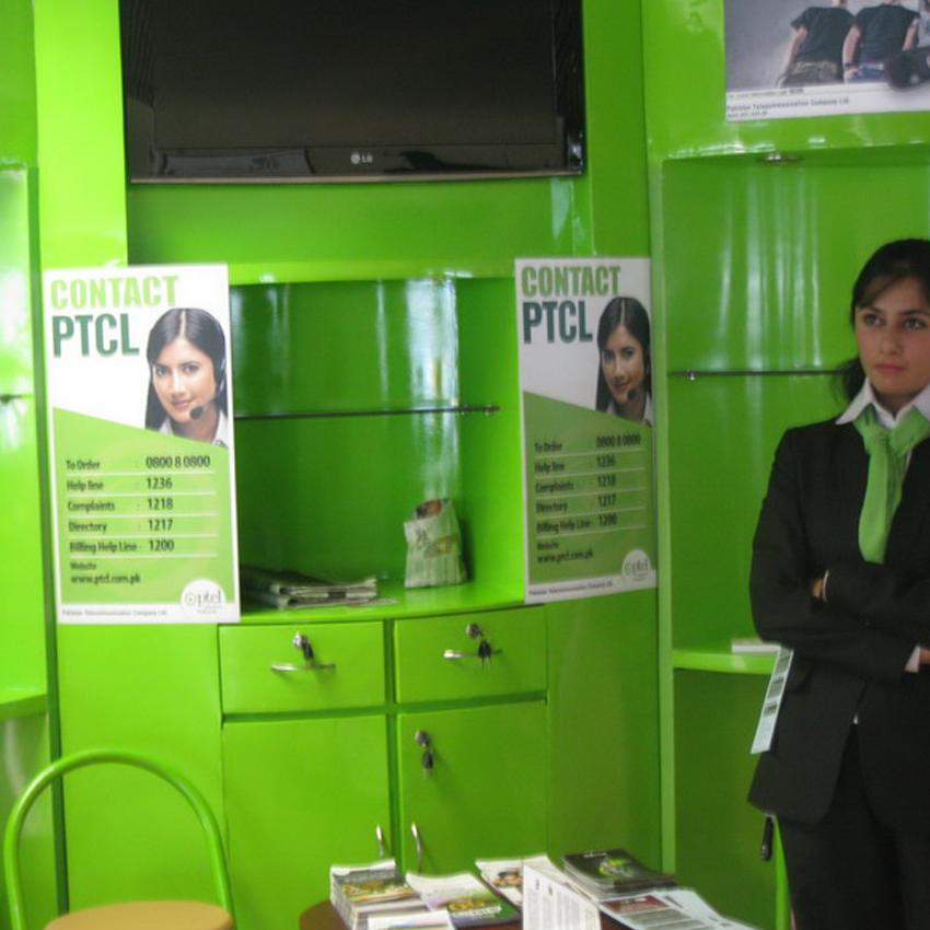 Client: PTCL