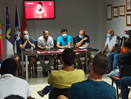 SC Angrense prepara arranque da época desportiva 2020/21