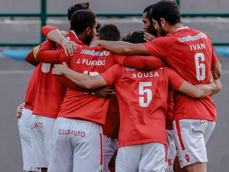 Campeonato de Futebol dos Açores retoma em Fevereiro