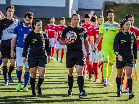 Crónica: SC Angrense 2-0 SC Marítimo