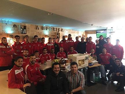 SC Angrense Solidário 2019
