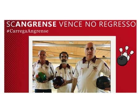 SC Angrense vence no regresso do Torneio CBA2020