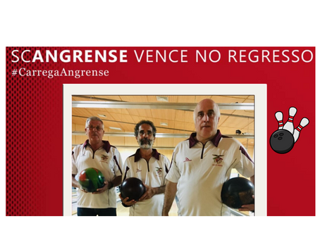 SC Angrense vence no regresso do Torneio CBA2020