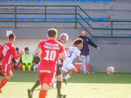 Crónica: SC Angrense 1-0 C Operário Desportivo