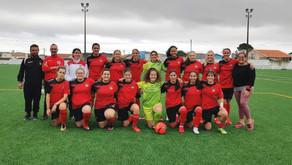 Futebol feminino realizou o 1° jogo oficial