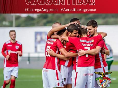 1ª Fase Terminada - Campeonato dos Açores