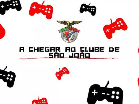 Nova modalidade: eSports! 🎮
