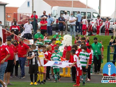 1ª edição da Angra do Heroísmo Cup reuniu mais centena e meia de atletas