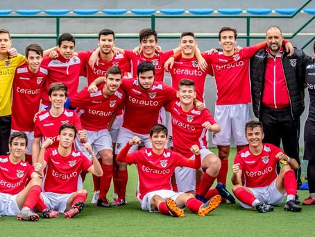 Formação: Sub17 – Campeonato Regional Inter Clubes