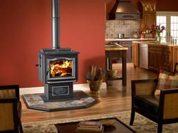 TL300 - Photo (Brushed Stainless Steel, Deer Slate Tile, Color, Low Res)