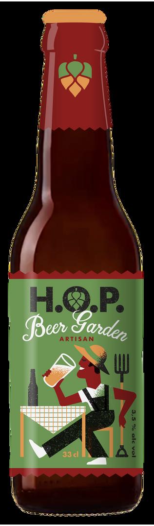 H.O.P. Beer