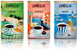 Zoégas Coffee