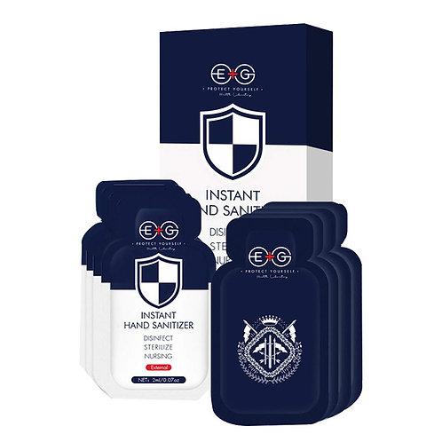 48 Sanitizer Pocket Packs 2ML