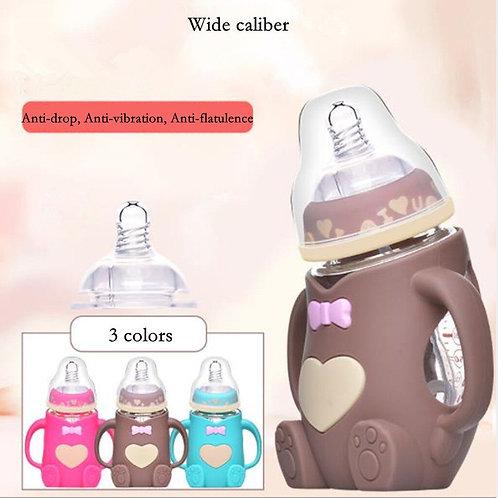 Baby milk bottle
