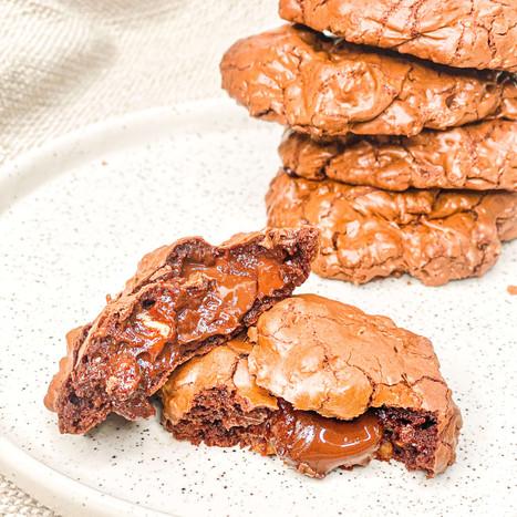 Les Cookies-Brownies