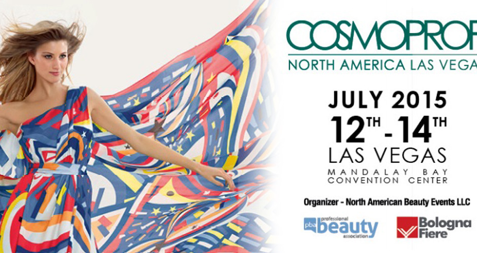 COSMOPROF in Las Vegas, USA, July 2015