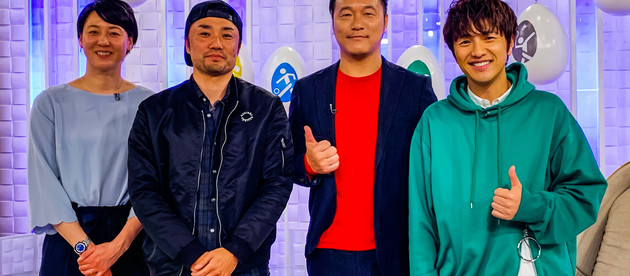 疋田監督がNHK「めざせオリンピアン」にゲスト出演!!
