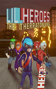 lil heroes the therratonians